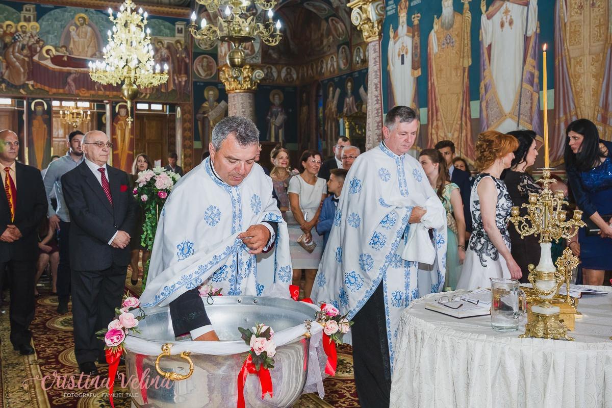 Fotografie de Botez – Ceremonia Crestinarii