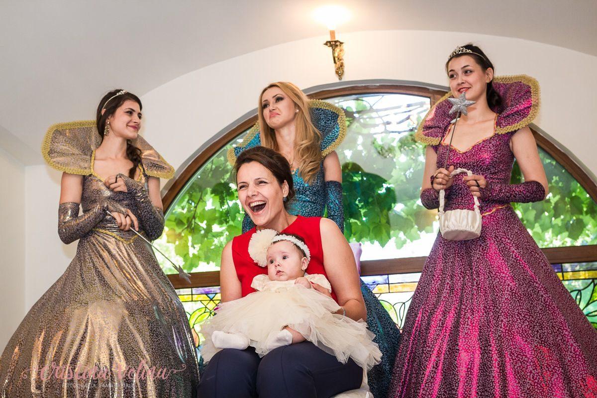 Party cu ursitoare – Botez Irinuca