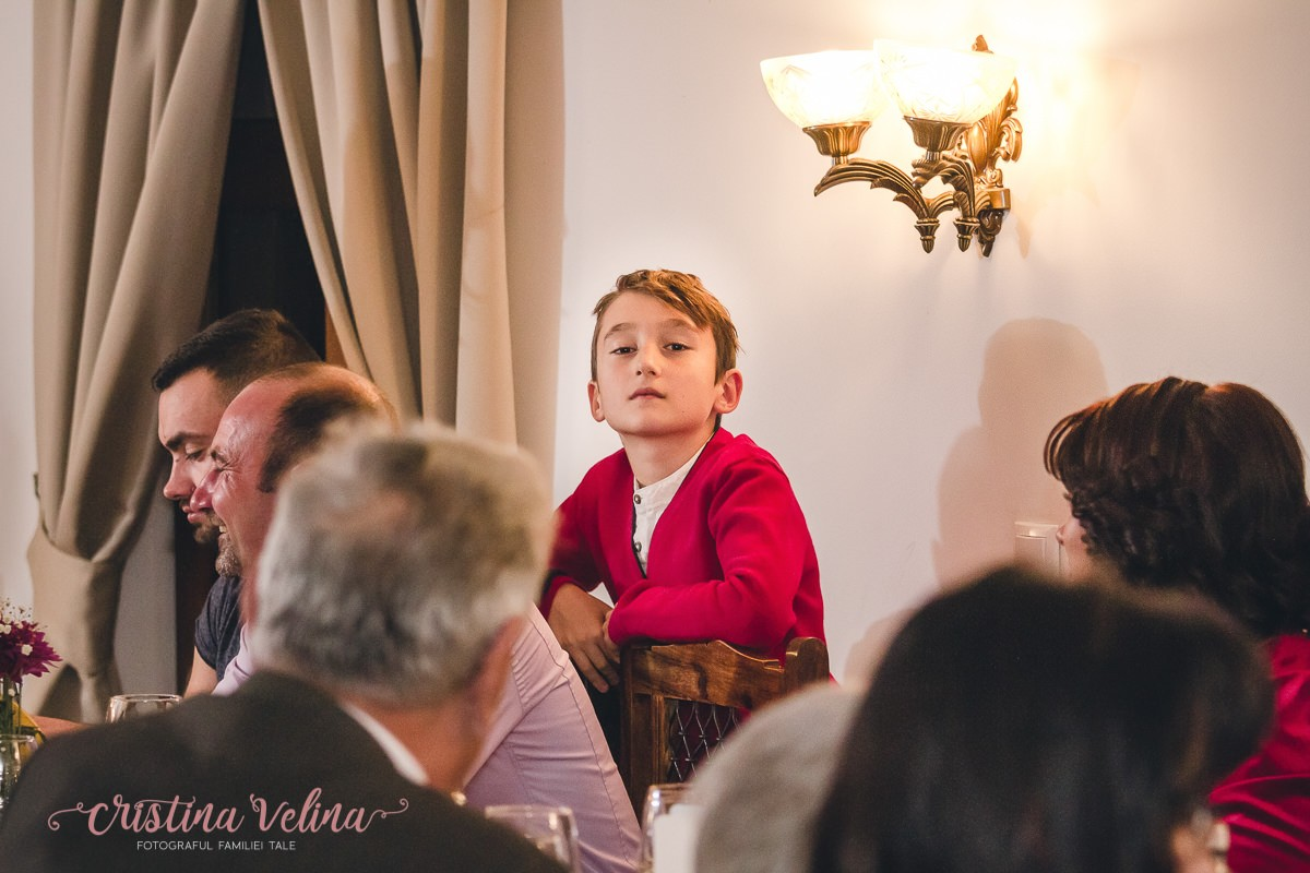 Fotograf Botez Bucureşti - Botez Eva Maria
