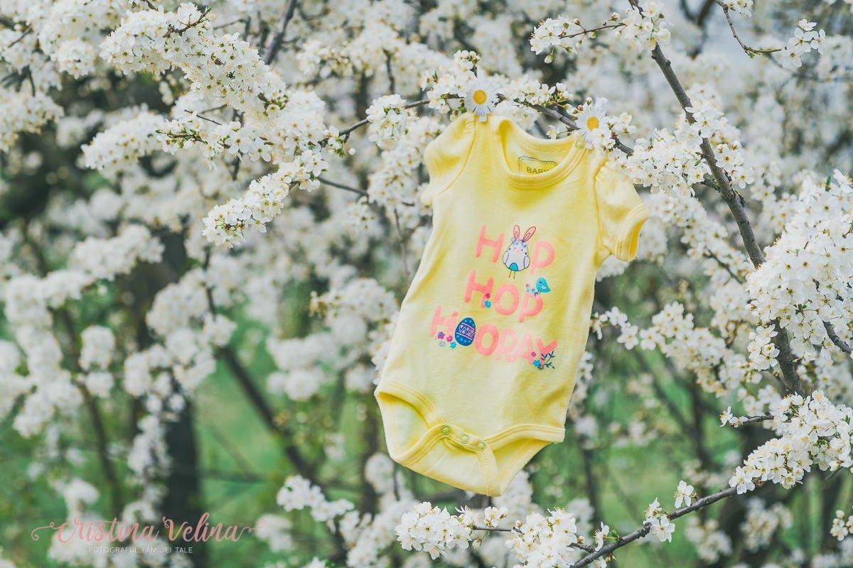 Sedinta foto maternitate – Detaliu